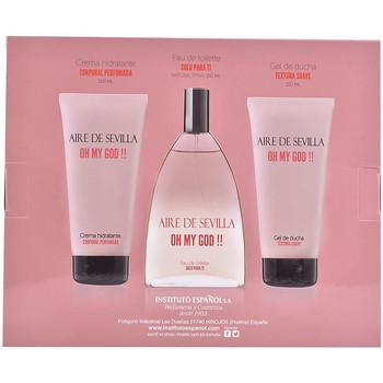 Beauty Damen Kölnisch Wasser Aire Sevilla Aire De Sevilla Oh My God Set 3 Pz