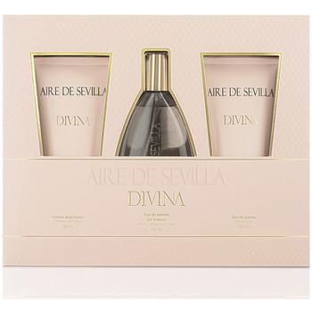 Beauty Damen Kölnisch Wasser Aire Sevilla Aire De Sevilla Divina Set 3 Pz 3 u