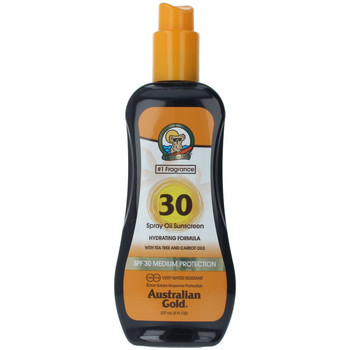 Beauty Sonnenschutz & Sonnenpflege Australian Gold Sunscreen Spf30 Spray Oil Hydrating With Carrot