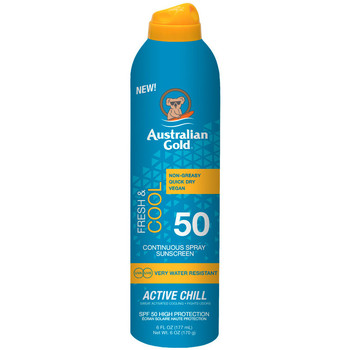 Beauty Sonnenschutz & Sonnenpflege Australian Gold Fresh & Cool Continuous Spray Sunscreen Spf50  1