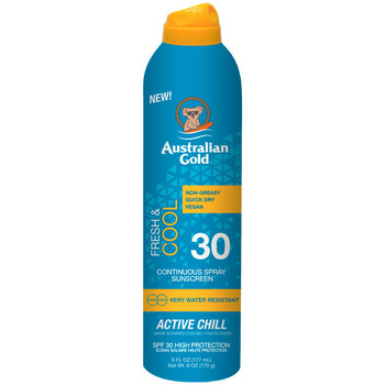 Beauty Sonnenschutz & Sonnenpflege Australian Gold Fresh & Cool Continuous Spray Sunscreen Spf30  1