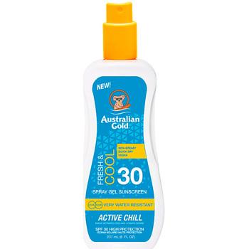 Beauty Sonnenschutz & Sonnenpflege Australian Gold Sunscreen Spf30 X-treme Sport Spray Gel Active
