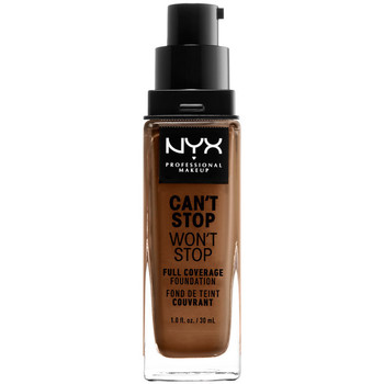 Beauty Damen Make-up & Foundation  Nyx Can't Stop Won't Stop Full Coverage Foundation cappucciono 30