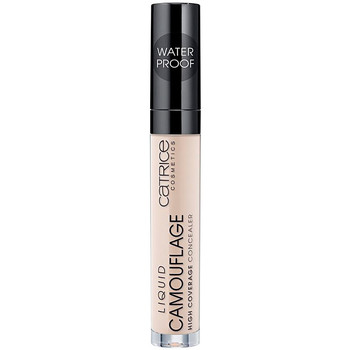 Beauty Damen Make-up & Foundation  Catrice Liquid Camouflage High Coverage Concealer 005-light Natural