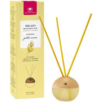 Home Kerzen, Diffusoren Cristalinas Mikado Esfera Ambientador 0% mimosa  20 ml