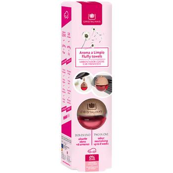 Accessoires Pflegemittel Cristalinas Coche Ambientador 0% aroma Limpio  6 ml