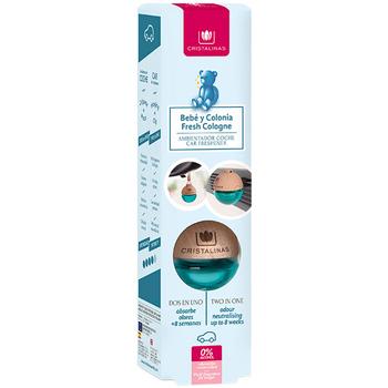 Home Kerzen, Diffusoren Cristalinas Coche Ambientador 0% bebé  6 ml