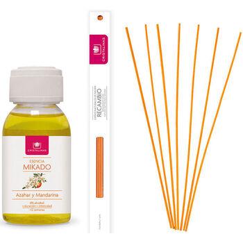 Home Kerzen, Diffusoren Cristalinas Mikado Recambio Esencia azahar  100 ml