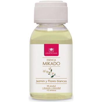 Home Kerzen, Diffusoren Cristalinas Mikado Recambio Esencia jazmín  100 ml