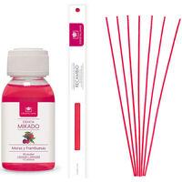 Home Kerzen, Diffusoren Cristalinas Mikado Recambio Esencia moras  100 ml