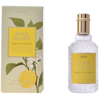 Beauty Damen Eau de toilette  4711 Acqua Cologne Lemon & Ginger Edc Splash & Spray