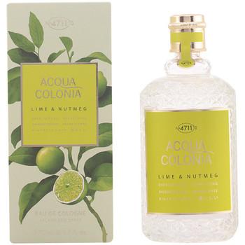 Beauty Eau de toilette  4711 Acqua Cologne Lime & Nutmeg Edc Splash & Spray  170 ml