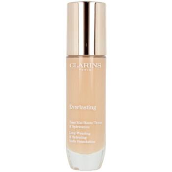 Beauty Damen Make-up & Foundation  Clarins Everlasting Teint Mat Haute Tenue 112.3n-sandalwood  30