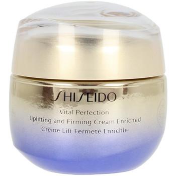 Beauty Damen Anti-Aging & Anti-Falten Produkte Shiseido Vital Perfection Uplifting & Firming Cream Enriched  50