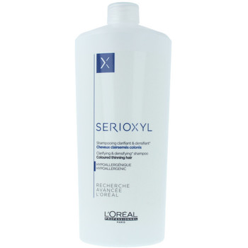 Beauty Shampoo L'oréal Serioxyl Clarifying Shampoo Coloured Hair Step 1 L'Oreal Expert