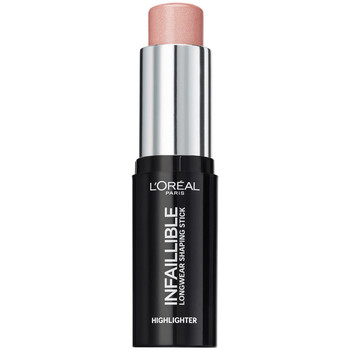 Beauty Damen Highlighter  L'oréal Infaillible Highlighter Shaping Stick 501-oh My Jewels 9 Gr