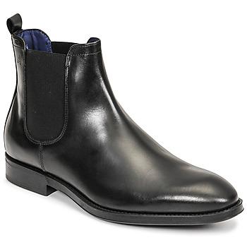 Schuhe Herren Boots Azzaro SEVILLE Schwarz