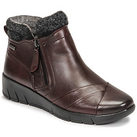 Schuhe Damen Boots Jana GHERRA Bordeaux