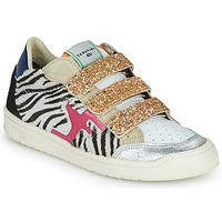 Schuhe Damen Sneaker Low Serafini SAN DIEGO Gold / Weiss / Schwarz