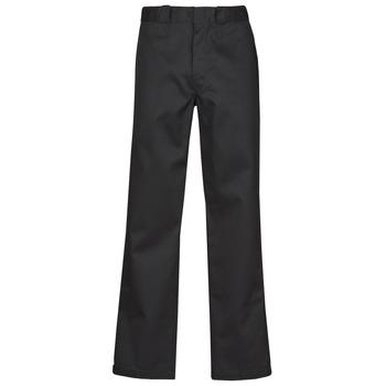 Kleidung Herren 5-Pocket-Hosen Dickies ORIGINAL FIT STRAIGHT LEG WORK PNT Schwarz