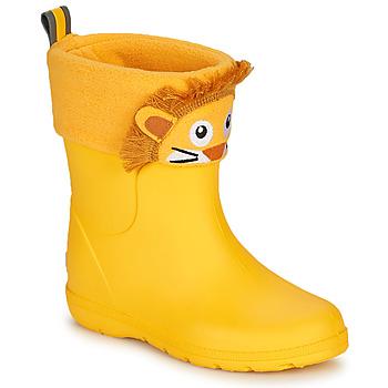 Schuhe Kinder Gummistiefel Isotoner 99314 Gelb