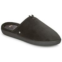 Schuhe Damen Hausschuhe Isotoner 97313 Schwarz