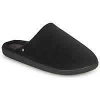 Schuhe Herren Hausschuhe Isotoner 98032 Schwarz