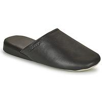 Schuhe Herren Hausschuhe Isotoner 96607 Schwarz