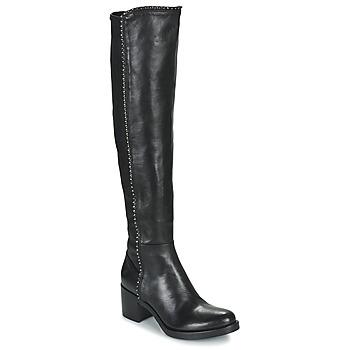 Schuhe Damen Klassische Stiefel Fru.it BILENA Schwarz