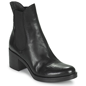 Schuhe Damen Low Boots Fru.it ADRIANA Schwarz