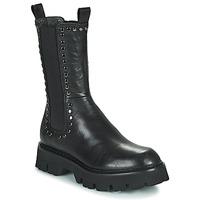 Schuhe Damen Boots Fru.it ALOISA Schwarz