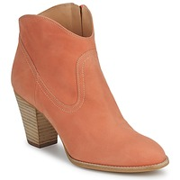 Schuhe Damen Ankle Boots Paul & Joe LEONA Orange