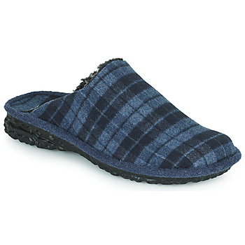 Schuhe Herren Hausschuhe Romika Westland TOULOUSE 57 Blau / Schwarz