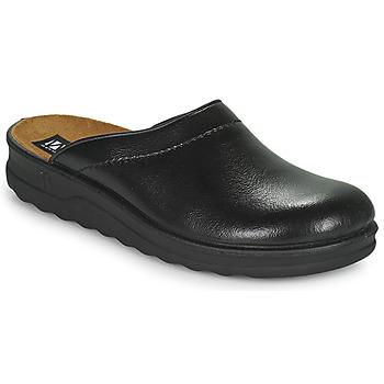 Schuhe Herren Pantoffel Romika Westland METZ 260 Schwarz