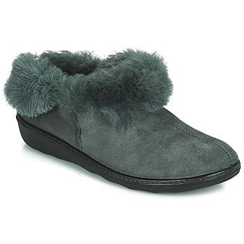 Schuhe Damen Hausschuhe Romika Westland AVIGNON 102 Grau