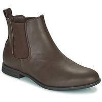Schuhe Herren Boots Jack & Jones JFW MITCHELL CHELSEA Braun