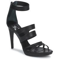 Schuhe Damen Sandalen / Sandaletten Paul & Joe STARGATE Schwarz