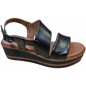 Schuhe Damen Sandalen / Sandaletten Susimoda SUSI2909nero nero