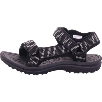 Schuhe Jungen Sportliche Sandalen Hengst - S69411.851 schwarz