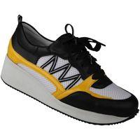 Schuhe Damen Sneaker Low Lei By Tessamino Damensneaker Nele Farbe: gelb gelb