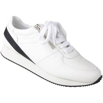 Schuhe Damen Sneaker Low Lei By Tessamino Damensneaker Nika Farbe: weiß weiß