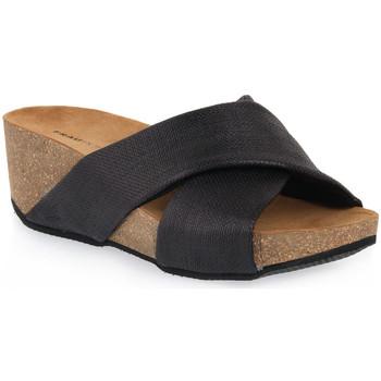 Schuhe Damen Pantoffel Frau TERRA MATERA Marrone
