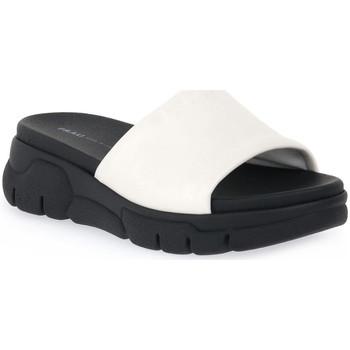 Schuhe Damen Pantoffel Frau BURRO CLUD Beige