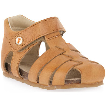 Schuhe Jungen Sandalen / Sandaletten Naturino FALCOTTO 0G05 ALBY ZUCCA Giallo