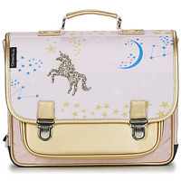 Taschen Mädchen Schultasche CARAMEL & CIE CARTABLE 38 CM CONSTELLATION Multicolor