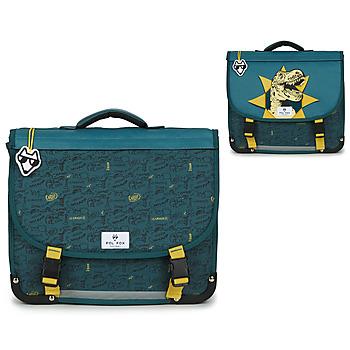 Taschen Jungen Schultasche Pol Fox TYREX 38 CM Multicolor