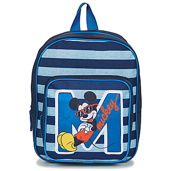 Taschen Jungen Rucksäcke Disney SAC A DOS MICKEY 31 CM Marine