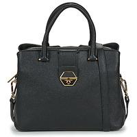 Taschen Damen Handtasche LANCASTER DELPHINO Schwarz