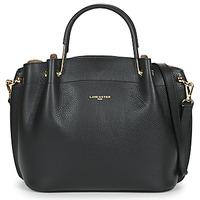 Taschen Damen Handtasche LANCASTER FOULONNE DOUBLE Schwarz