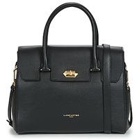 Taschen Damen Handtasche LANCASTER FOULONNE MILANO Schwarz
